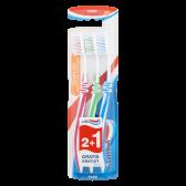Aquafresh Clean & flex hard tandenborstel