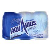 Aquarius Sportdrank lemon 6-pack