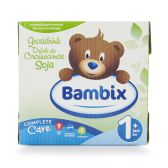 Bambix Grow drink soy (from 1 year)