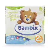 Bambix Grow drink soy (from 2 years)