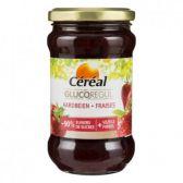 Cereal Glucoregul strawberry marmalade