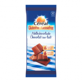 Cereal Gluten free & lactose free melkchocolade