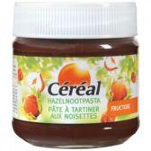 Cereal Hazelnut spread less sugar