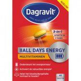 Dagravit All days energy tabletten