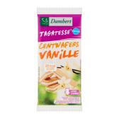 Damhert Nutrition Tagatesse vanilla cent wafers