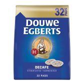 Douwe Egberts Koffie caffeinevrij pads