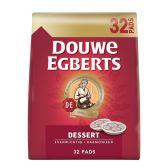 Douwe Egberts Koffie dessert pads