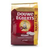 Douwe Egberts Koffie dessert pads voordeelpak