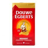 Douwe Egberts Koffie dessert vacuum