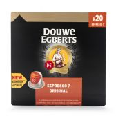 Douwe Egberts Koffie espresso 7 caps