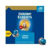 Douwe Egberts Koffie lungo deca caps