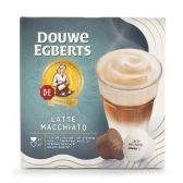 Douwe Egberts Koffie latte macchiato caps