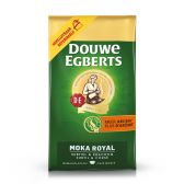 Douwe Egberts Koffie moka royal aroma pack