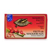 Feuille d'Or Makreel filets chilisaus