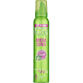 Garnier Fructis mousse curls (only available within Europe)