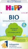Hipp Bio zuigelingenmelk 1 melkpoeder (vanaf 0 maanden)