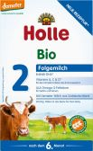 Holle Organic follow-on milk 2 baby formula (from 6 months)