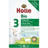 Holle Organic follow-on goat milk 3 baby formula (from 10 months)