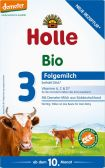 Holle Organic follow-on milk 3 baby formula (from 10 months)