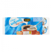 Jumbo Semi-skimmed coffee milk cups