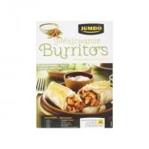 Jumbo Mexicaanse burrito's maaltijdpakket