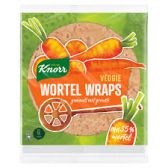 Knorr Vegetable carrot wraps