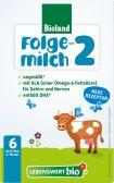 Lebenswert Organic follow-on milk 2 baby formula (from 6 months)