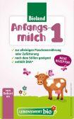 Lebenswert Organic infant milk 1 baby formula (from 0 months)