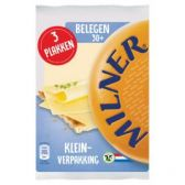Milner Young 30+ cheese slices mini