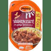 Mora Varkenssate in pittige pindasaus XL (alleen beschikbaar binnen de EU)