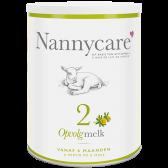 Nanny Care Opvolgmelk 2 geitenmelkpoeder groot (vanaf 6 maanden)