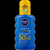 Nivea Sun protect and hydrate sun milk SPF 50