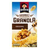 Quaker Havermout granola original