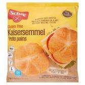 Schar Gluten free kaisersemmel petits pains (alleen beschikbaar binnen Europa)