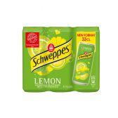 Schweppes Limonade lemon 6-pack