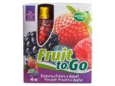 Servero Fruit to go bosvruchten-appel