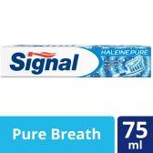 Signal Tandpasta pure adem