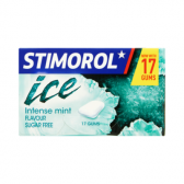 Stimorol Kauwgom ice intense mint sugar free