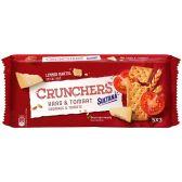 Sultana Crunchers kaas-tomaat
