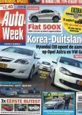 Tijdschriften Autoweek