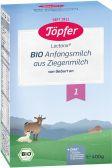 Topfer Organic infant goat milk 1 baby formula (from 0 months)