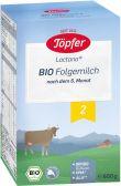 Topfer Lactana organic follow-on milk 2 baby formula (from 6 months)