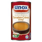 Unox Soep in blik tomatensoep creme
