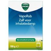 Vicks Vaporubzalf voor inhalatiedamp groot