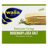 Wasa Delicate crisp rosemary & sea salt