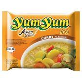 Yum Yum Asian cuisine instant noedels met kerriesmaak