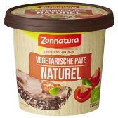Zonnatura Vegetarische pate naturel 100% biologisch